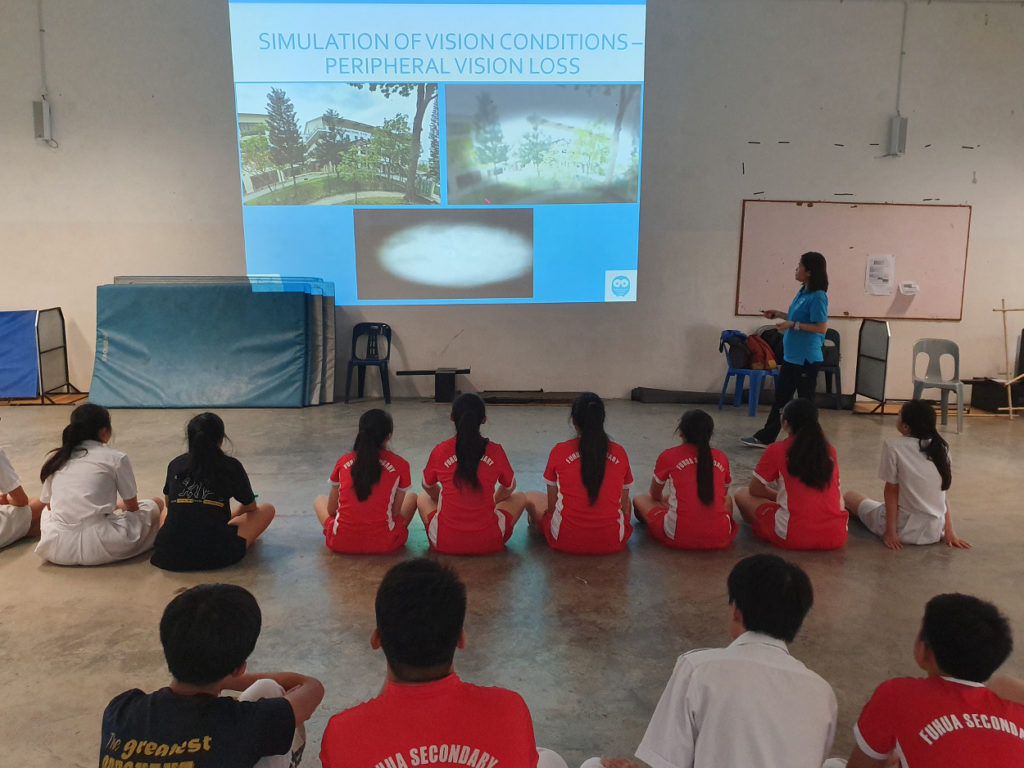 2019 Learning Journey for Fuhua Secondary School