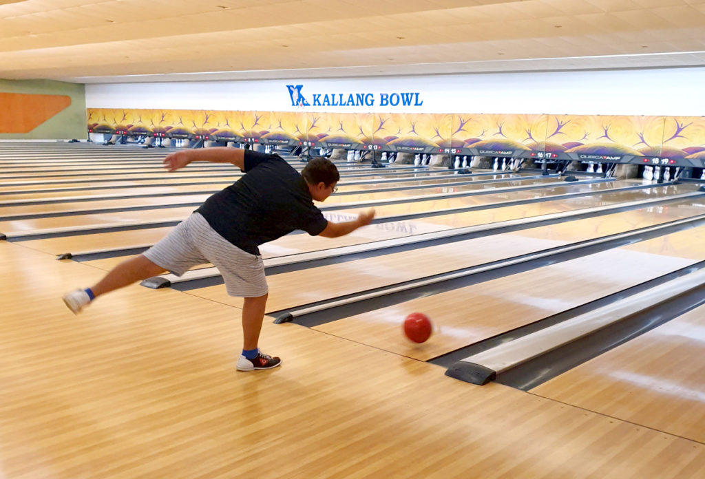 2019 Macquirie Charity Bowling