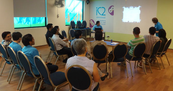 Parents' Support Group on 7 Feb 2015