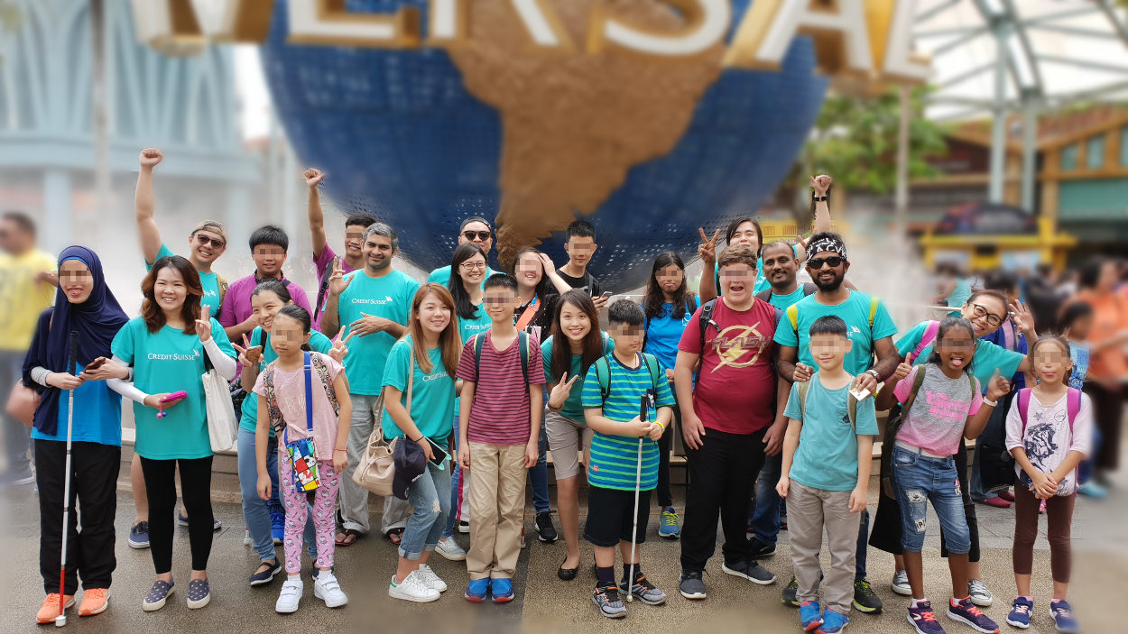 iC2 PrepHouse organised an outing to the Universal Studios Singapore for our students.