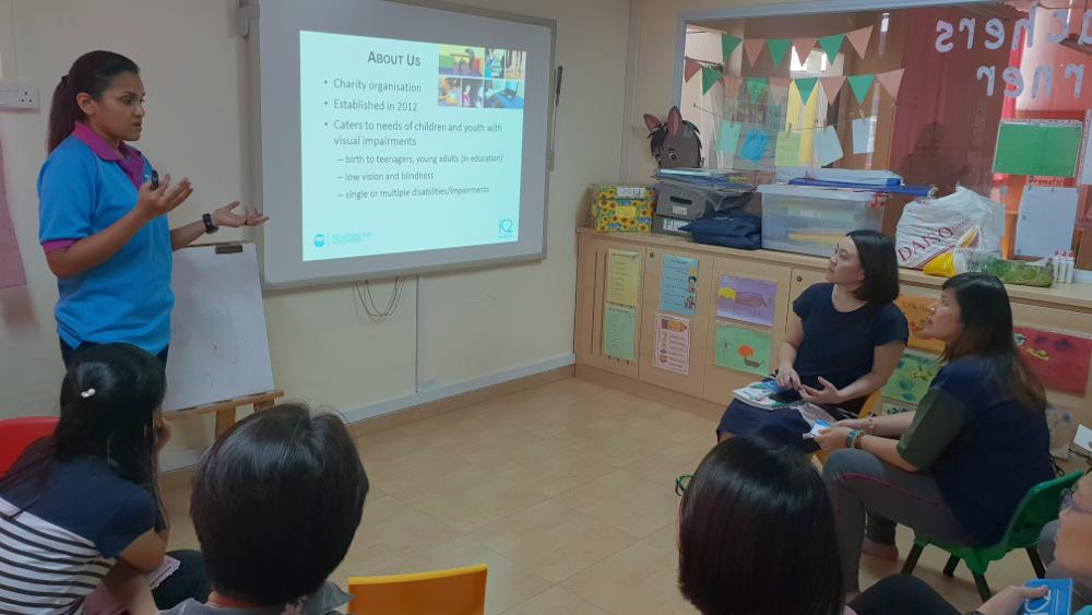 Awareness Talk At YWCA
