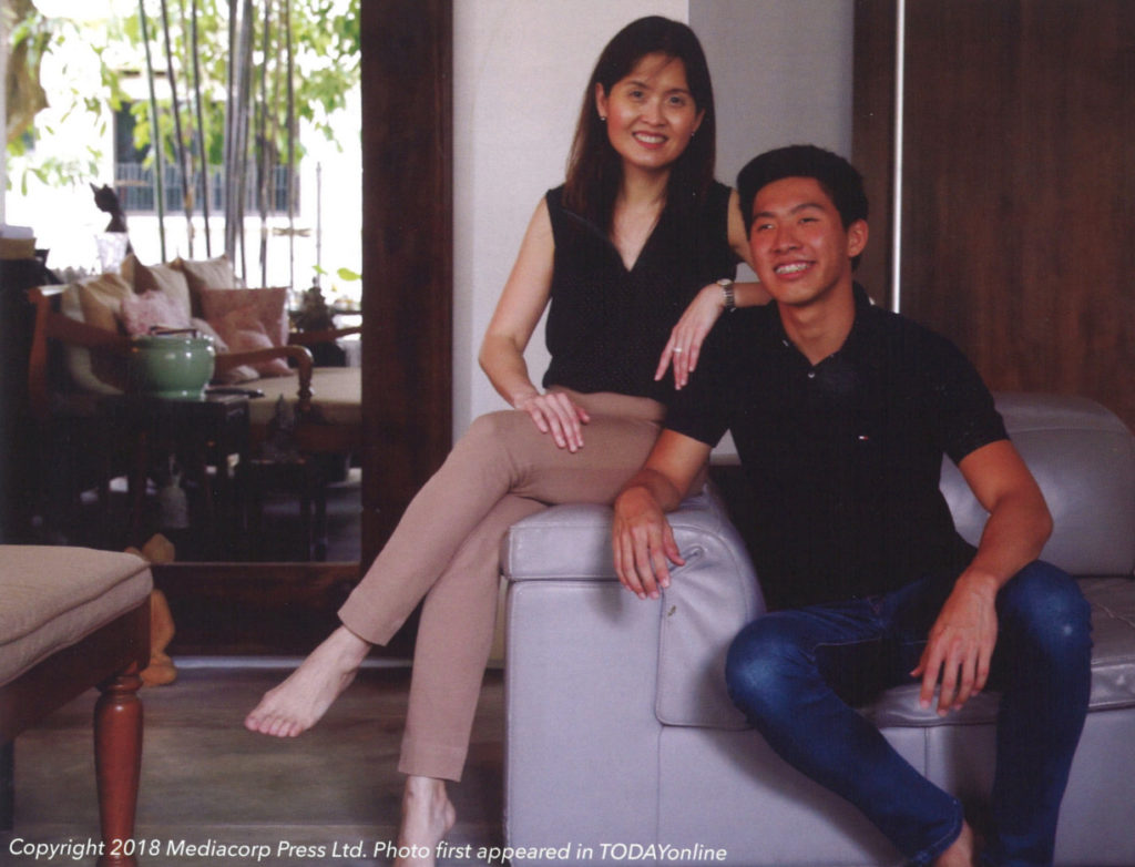 Audrey Looi, an ophthalmologist with a vision for helping children.