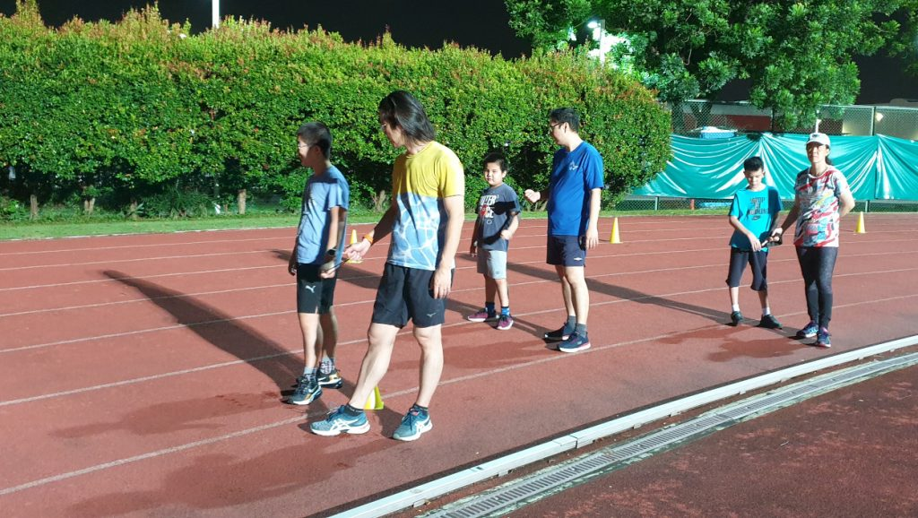 2021 Athletics Programme with Coach Saravanan (Season 1)