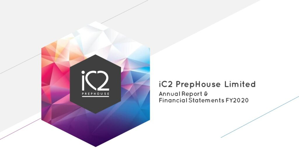 Annual Report & Financial Statements 2020